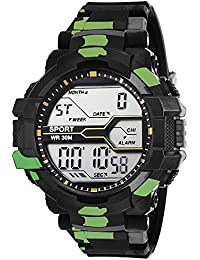 Knotyy Sports Watches For Men/Digital Watches For Men/Digital Watch For Boys/Sports Watches For Boys - (Green)