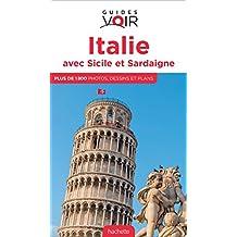 Voir Italie avec Sicile et Sardaigne