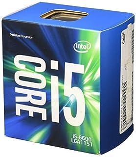 Intel BX80662I56600 CORE I5-6600 3.30GHZ SKT1151 6MB CACHE BOXED - (Components > Processors CPU) (B0136JONRM) | Amazon price tracker / tracking, Amazon price history charts, Amazon price watches, Amazon price drop alerts