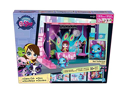 Littlest Pet Shop Szene Stil Sets (Sortiment) (Designs können variieren) (Littlest Pet Shop Style Set)