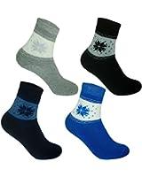 6 Paar Libella Damen Thermo-Socken Baumwolle 92214
