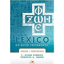 Léxico Do Novo Testamento Grego (Em Portuguese do Brasil)