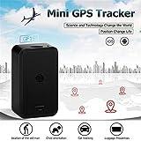 GF19 Mini GPS Tracker Magnético gsm/GPRS Localizador de vehículos en Tiempo Real para vehículos Dispositivo de rastreo GPS y Accesorios GPS Trackers, instalación Gratuita, Anti Lost