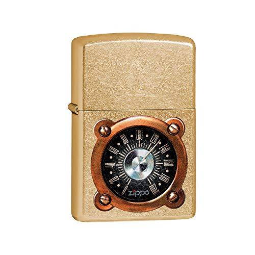 Art Deco Home Encendedor ZIPPO 218G Dorado Speedo 60003776