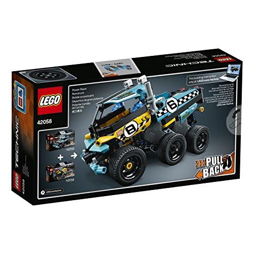 Lego 42058...