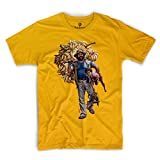 Bud Spencer - B. Joe - T-Shirt (Gelb) (M)
