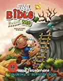 New Testament Coloring and Activity Book: Bible Fun for Kids (Big Bible, Little Me)