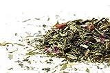 28 Tage Bio Slim Boost Kur - perfekte Ergänzung bei Deiner Detox- Reinigungs- und Fasten-Tee Kur. Loser Kräutertee - Grüner Tee, Mate, Löwenzahn, Brennnessel, u.v.m. - Made in Germany - 100g - 4
