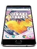 (Renewed) OnePlus 3T Gunmetal (6GB+64GB)