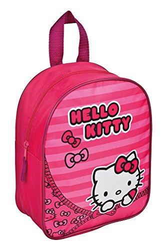 Scooli HKYX7252 Sporttasche Hello Kitty, ca. 35 x 16 x 24 cm Vorschulrucksack