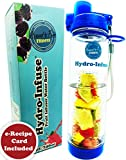 Howard & Price Wholesale Leak-Proof Fruit Infuser Water Bottle – Durable and Reusable