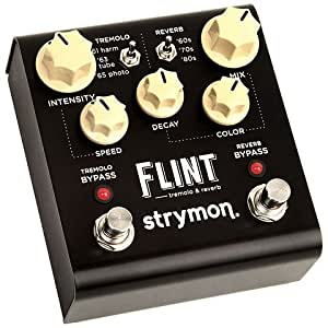Strymon Flint Tremolo & Reverb · Effets pour guitare électrique