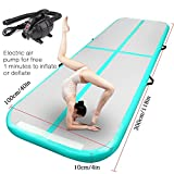Airtrack matte, air tracks Gymnastik Tumbling matten Floor Trainingsmatten Aufblasbare Sport...