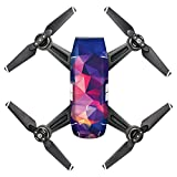DJI SPARK Drone Decal Skins ,Waterproof Decal Skins Wrap Sticker Body Protector For DJI Spark Mini Drone