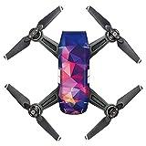 Autocollant protecteur pour mini-drone DJISpark, résistant à l'eau, K