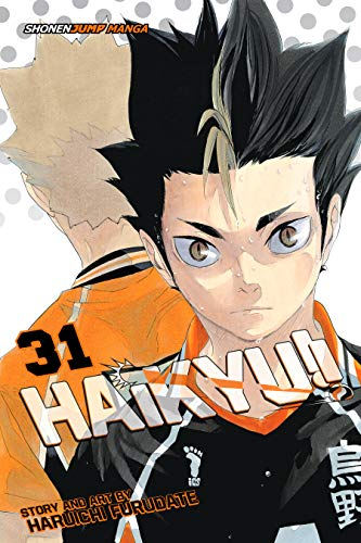 Haikyu!!, Vol. 31: Hero (English Edition)