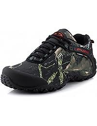 Ben Sports A prueba de agua zapatos de senderismo Trail zapatillas de deporte para los hombres