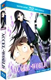 Accel World - Intégrale - Edition Saphir [3 Blu-ray] + Livret