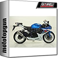 GIANNELLI ESCAPE COMPLETO RACING EXTRA V2 PEUGEOT ELYSEO 50 2003 03 2004 04