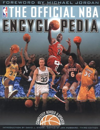 The Official NBA Basketbell Encyclopedia (OFFICIAL NBA BASKETBALL ENCYCLOPEDIA) por National Basketball Association