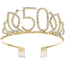 Suchergebnis Auf Amazonde Für Prinzessin Krone Erwachsene Gold