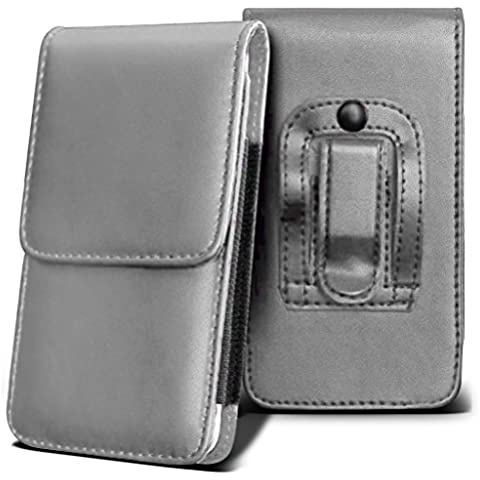 SPRINT FORCE Holster Case - ( Grey ) Universal Vertical