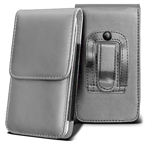 coolpad-rogue-holster-case-grey-universal-vertical-pouch-flip-belt-clip-pu-leather-wallet-case-bag-c