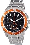 GANT Herren-Armbanduhr XL Seabrook Chrono Analog Quarz Edelstahl W70542