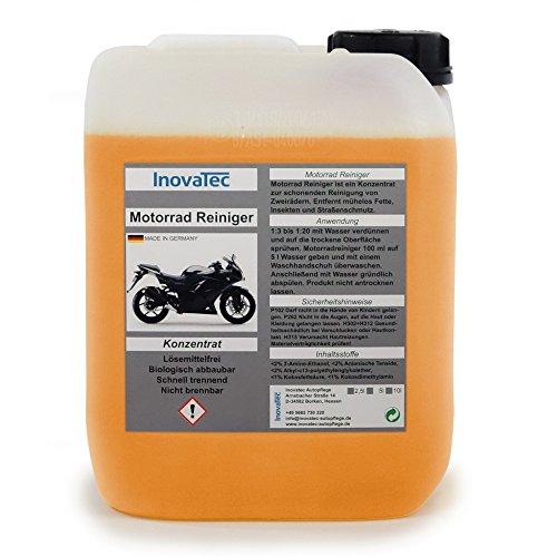 Motorradreiniger Konzentrat 5 Liter