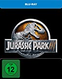 Jurassic Park 3 - Limited Steelbook Edition [Blu-ray] [Limited Edition]