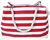 Minetom Donne Grande Spiaggia Borsa Shopper Handbag Classico...