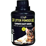 CERO 'Cat Litter Powder DEO' to Eliminate Nasty Odours from Cat Litter / Bedding (100g)