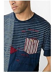 Tshirt Desigual J-Stripes