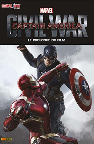 Marvel Saga, Hors-série N° 8 : Captain America : Civil War Prelude