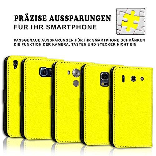 Wallet Book Style Flip Handy Tasche Case Schutz Hülle Schale Motiv Etui für Apple iPhone 6 Plus / 6S Plus - Variante UMV9 Design12 Design 10