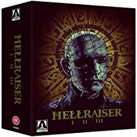 Hellraiser Trilogy on Blu-ray