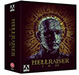 Hellraiser Trilogy Blu-Ray
