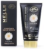 MELLI Handcreme - Kamille, Intensivpflege für sehr strapazierte Hände mit...