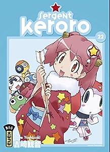"Afficher ""Keroro n° 22 Sergent Keroro"""