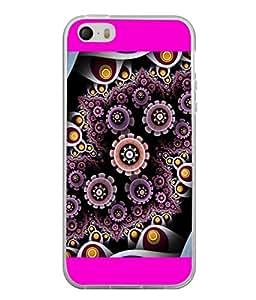 Fuson Designer Back Case Cover for Apple iPhone 4 (choclate cream toffy icecream sweet)