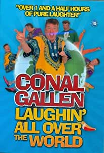 Conal Gallen Laughin' All Over the World (15)