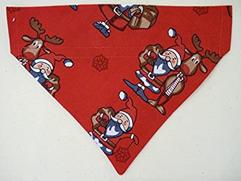 Christmas Dog Bandana -