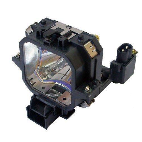 Alda PQ Original, Lámpara de proyector para EPSON EMP-73 Proyectores, lámpara de...