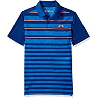 Under Armour Jungen Threadborne Bunker Polo