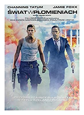 White House Down [DVD] [Region 2] (IMPORT) (Keine deutsche Version)