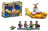 Lego 21306 Ideas Yellow Submarine