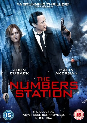 The Numbers Station [DVD] by John Cusack