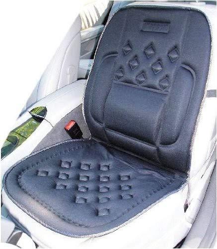 Medipaq®, Cuscino di Supporto per Sedile Auto, 24 Tasche con Flusso d'Aria, 8 magneti + Supporti Posteriori e Laterali.