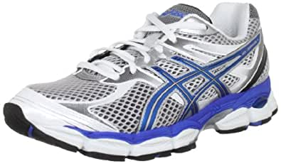 ASICS Gel Cumulus 14 M - Zapatillas, Lightning/Jet Blue/Black, 40