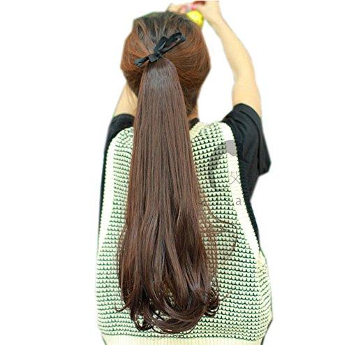 50cm Ponytail perruque Extension pour les femmes